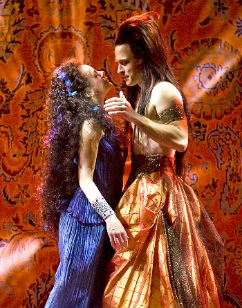 Tracy Michelle Arnold as Titania Ron Orbach as BottomTimothy Edward