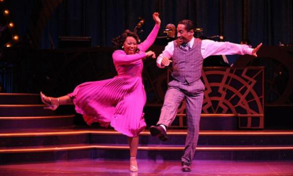 Ain't Misbehavin' Alexis J. Rogers and Parrish Collier production shot Goodman Theatre 2008