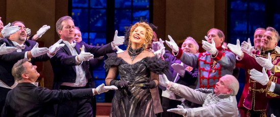 "11/11/15 1:21:27 PM --  The Lyric Opera of Chicago Presents ""The Merry Widow"" Renée Fleming,  Nicole Cabell,  and Thomas Hampson  © Todd Rosenberg Photography 2015"